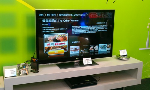 VIA QuadCore @ Computex 2011-Smart TV Solutions