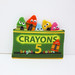 DIY Crayon Finger Puppet Kit