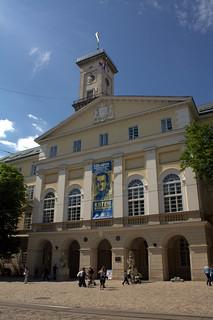 リヴィウ市庁舎