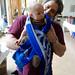 Baby + Scarf by reidab