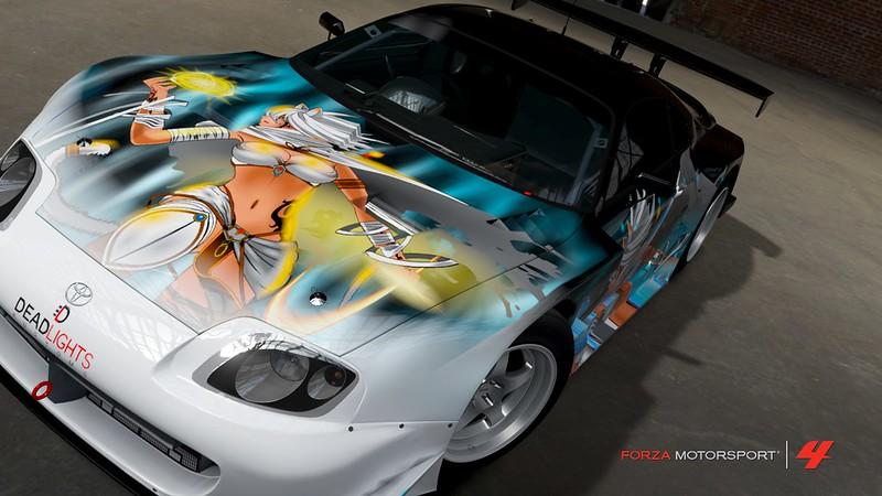 Forza Horizon  Car Paint Specs