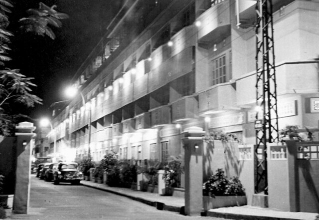 CHOLON 1958 - Five Oceans Hotel - Officers' Quarters. Đường Yết Kiêu