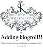 Website blogroll by Dougie Boxen