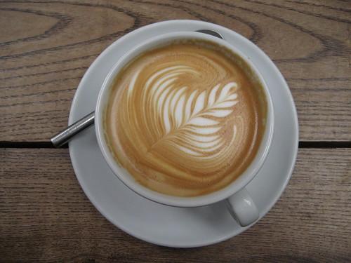 Latte art, Store Street Espresso