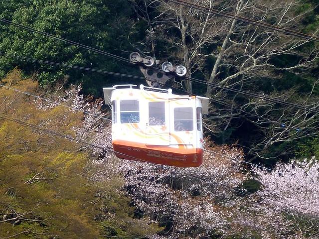 Yoshino Ropeway