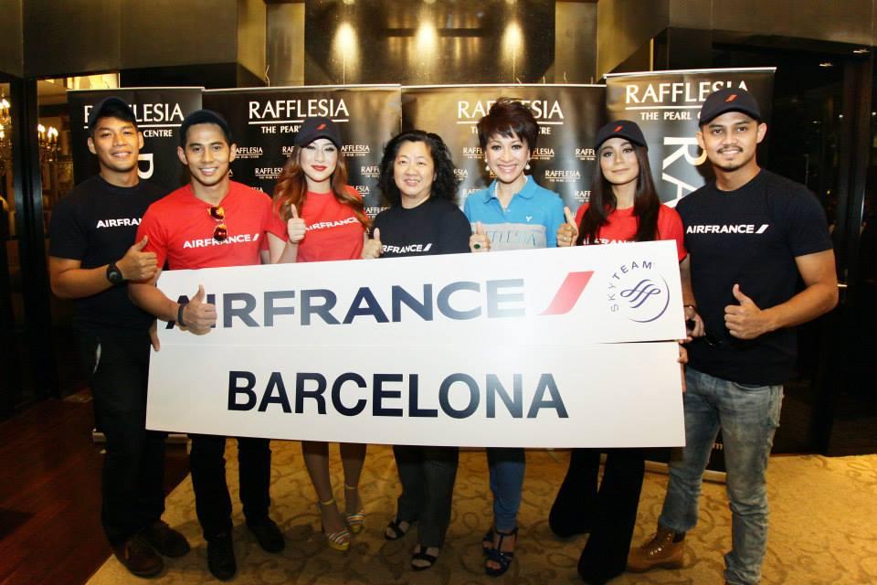 Selebriti Popular Ditaja Melancong Di Barcelona