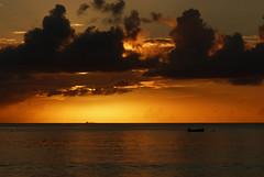 Sunset from JuJu's Bar