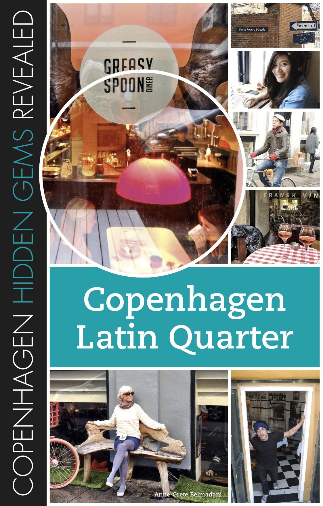 Potential cover 2 for my new ebook #CopenhagenHiddenGems