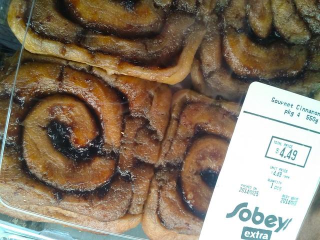 Cinnamon Buns // Sobeys