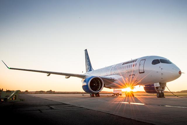 CSeries gépekkel modernizálhat az Austrian Airlines