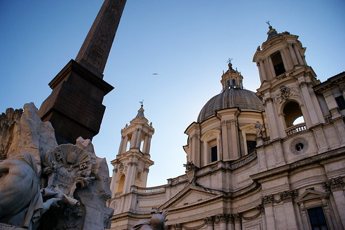 Piazza Navona by Francesca...