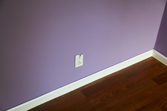 Second Bedroom Damages