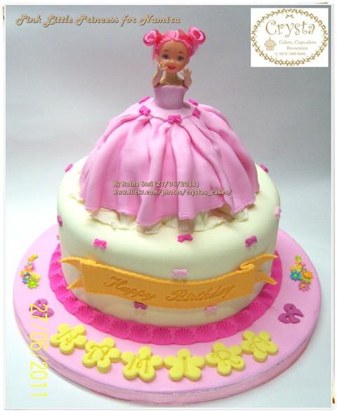 Little Princess Cake Images : Pink Little Princess Cake for Namira Flickr - Photo Sharing!