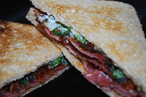 The best BLT sandwich.. ever! | Flickr - Photo Sharing!