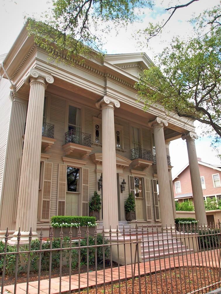 Belfort Mansion Real World New Orleans La Belfort Mans Flickr