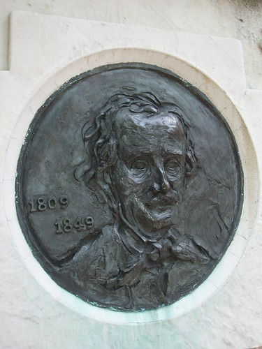 Edgar Allan Poe's final grave