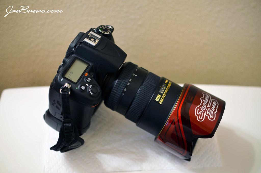 188b8ede3b ... 2011 ~ Custom Painted Lens Hood