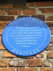 Photo of Blue plaque № 10708