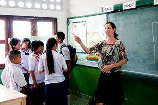 Volunteer Thailand English Education - 11
