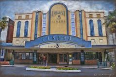 Embassy Cinema - Wanganui, New Zealand