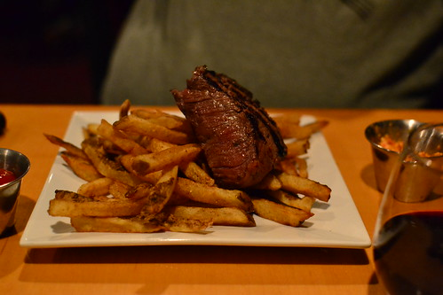 Steak Frites by pjpink