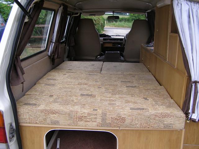 Honda Odyssey Camper >> Nissan Vanette Camper | Flickr - Photo Sharing!