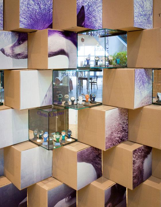 TRIWA pop-up store by mode:lina architekci