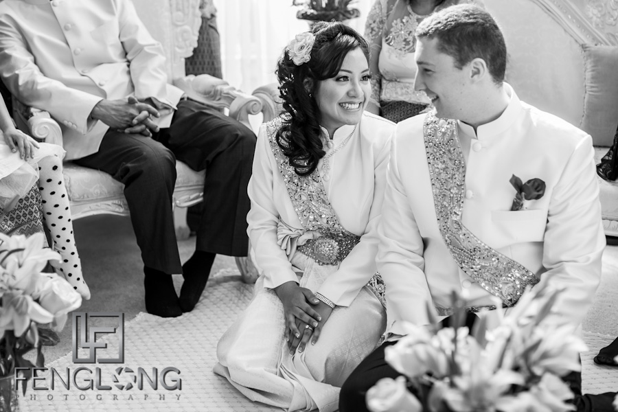 Rosanna & Doug's Traditional Cambodian Engagement Ceremony | Lawrenceville Atlanta Cambodian Wedding Photographer