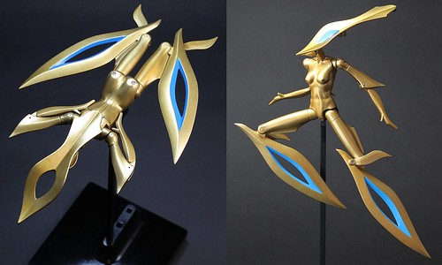h040103 Fast Mercy Series (Gold-Blue)