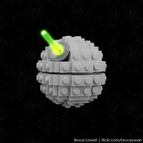 LEGO Mini Death Star