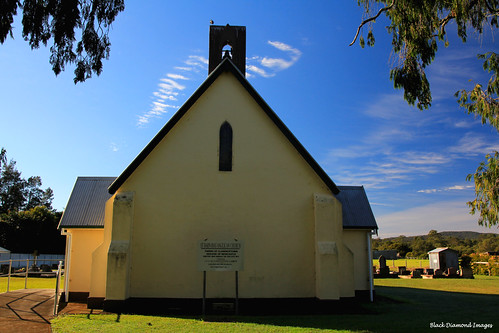 St Barnabas Anglican Church - Parish of Clarencetown, Booral, NSW