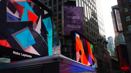 Art Takes Times Square 13, NYC, 061812
