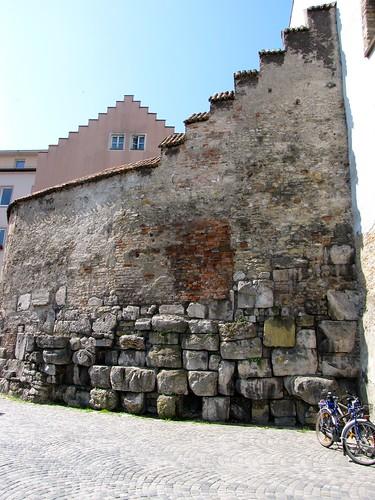 Regensburg / Roman Ruins 1