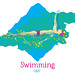 Summer Olympic Sports : Swimmng