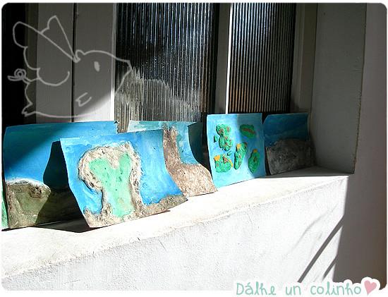 A PAISAXE - pintura de micro-ondas 7