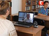 Boryspil city library hosts community Skype sessions with city mayor
