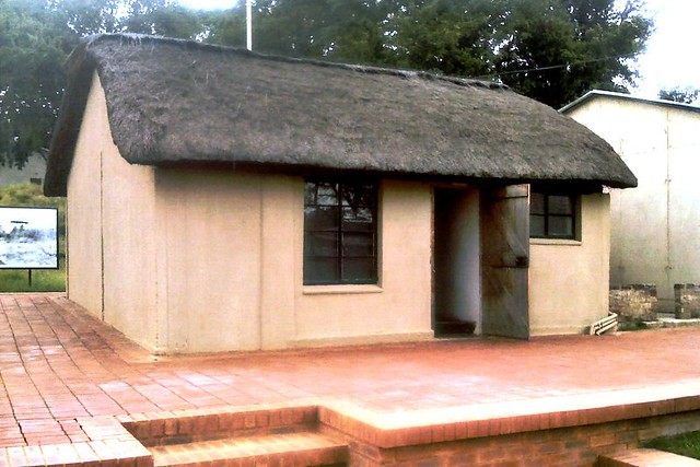 Liliesleaf hut