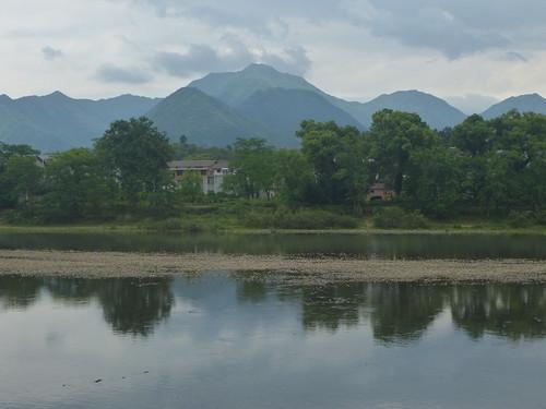 Jiangxi-Longhu Shan-2 Shangqing-temples taoistes (7)