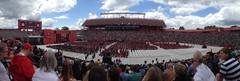 2014 Rutgers University Commencement.