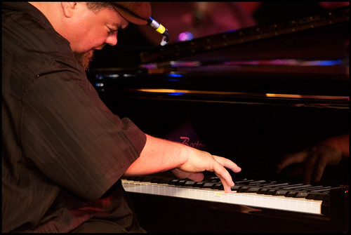 Marty Sammon at Piano Night 2014. Photo by Ryan Hodgson-Rigsbee www.rhrphoto.com