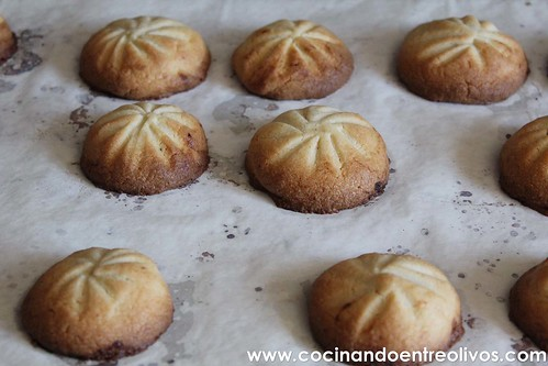 Galletas del león o Pastas rellenas de dátiles www.cocinandoentreolivos (25)