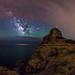 Milky Way - Es Caló d'es Moro - Mallorca