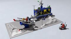 6970 - Beta-1 Command Base