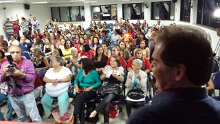 Comemoração no Sindicato dos Metalúrgicos de Guarulhos do Mês das Mães