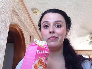 This Ain't Your Grandma's Tea: Peach Tea