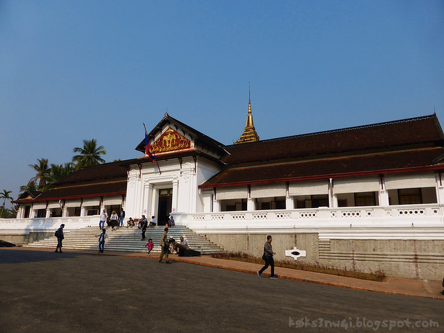 Luang Prabang 05 Haw Kham (Royal Palace)