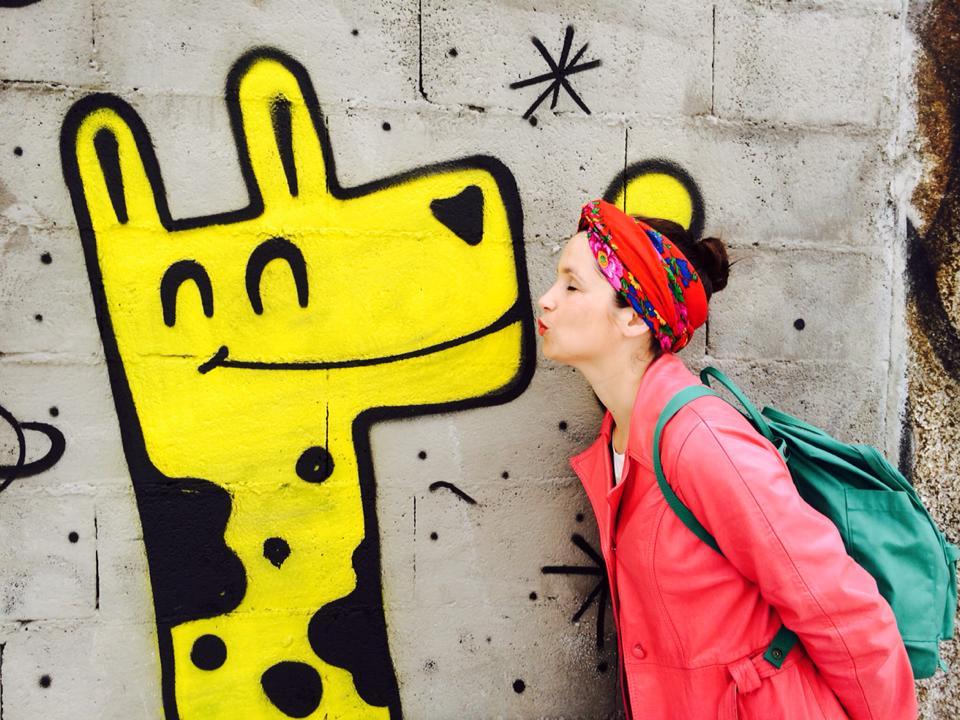 amor girafal