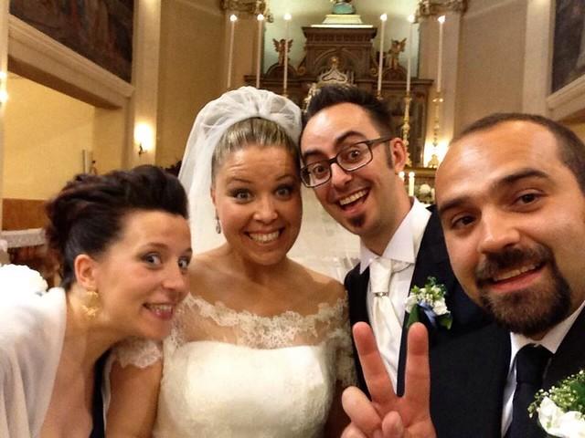 wedding day!