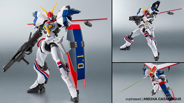 ROBOT Damashii <Side MA> Dragonar 1 Custom