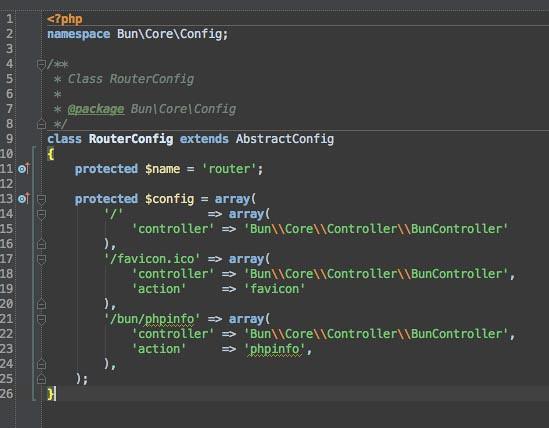 Bun Framework HTTP Component